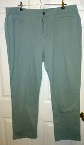 Avenue Size 18 green pants